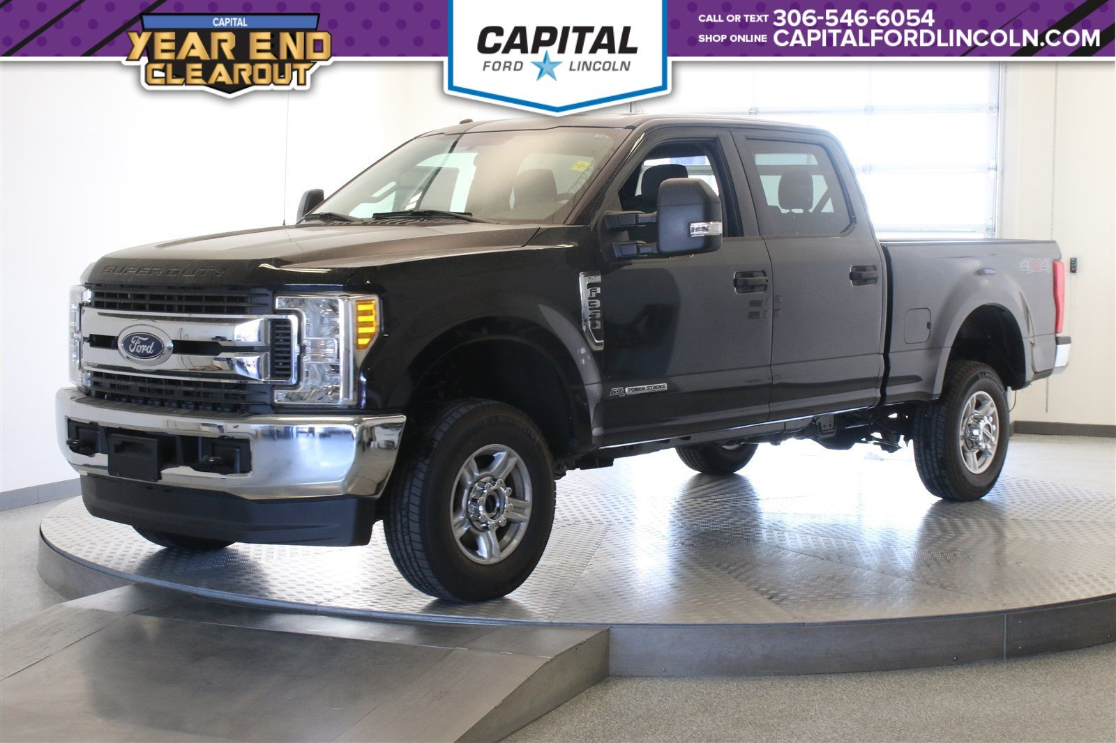 new 2017 ford f 350 diesel xlt supercrew supercrew pickup in regina r307 capital ford lincoln. Black Bedroom Furniture Sets. Home Design Ideas