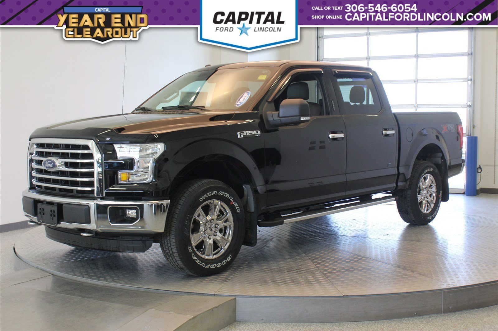 new 2016 ford f 150 xlt supercrew 4x4 capital bundle supercrew pickup w 5 39 5 truck box in. Black Bedroom Furniture Sets. Home Design Ideas