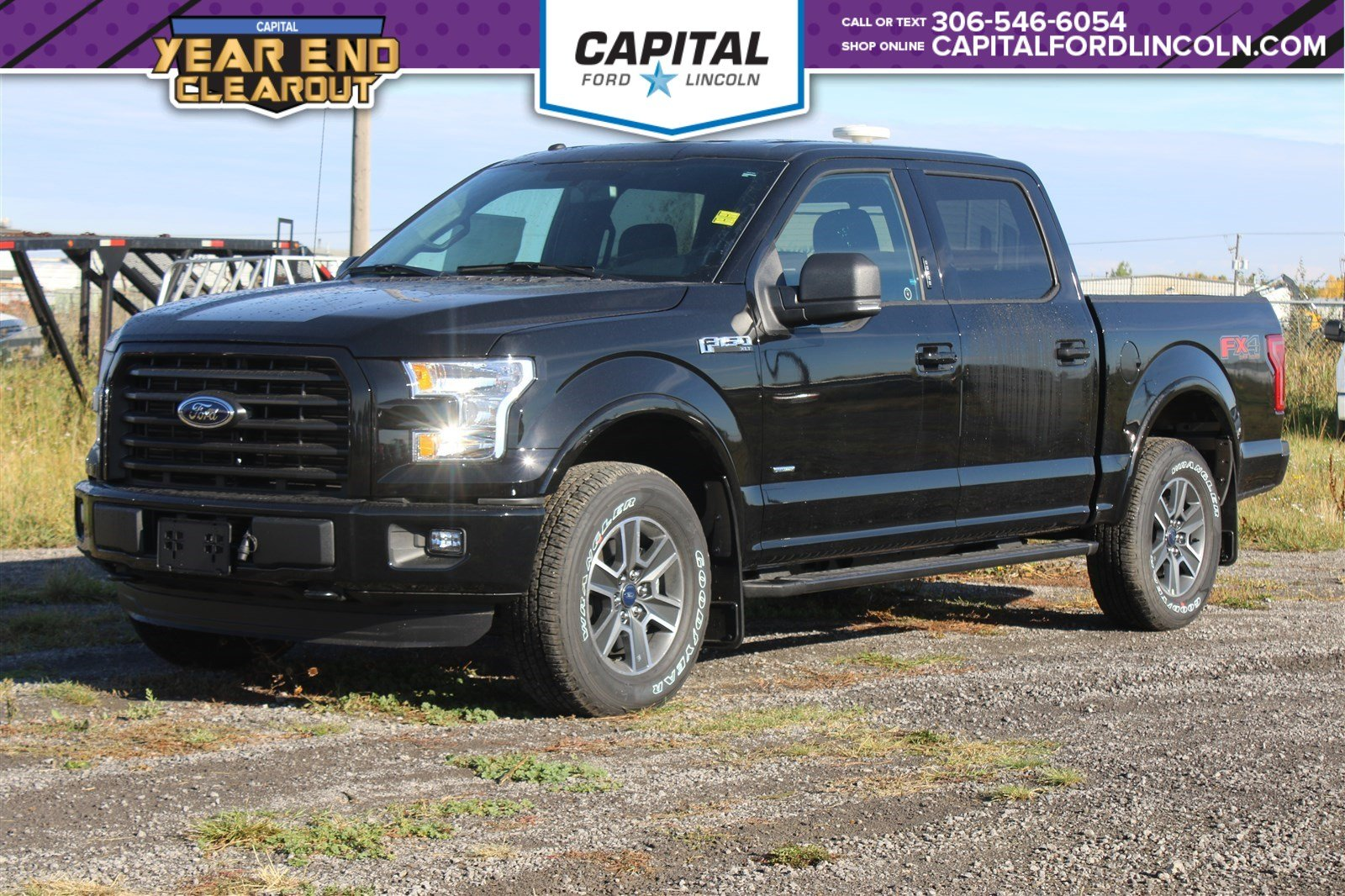 certified pre owned 2016 ford f 150 xlt supercrew 4x4 supercrew pickup in regina q1627nu. Black Bedroom Furniture Sets. Home Design Ideas