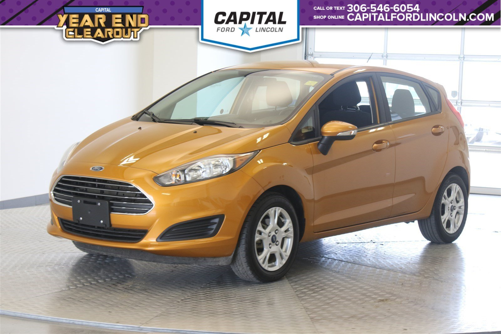 pre owned 2016 ford fiesta se hb hatchback in regina 87358a capital ford lincoln. Black Bedroom Furniture Sets. Home Design Ideas